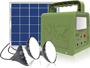 WAWUI Solar Portable Power Station