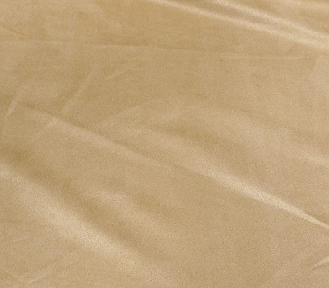 """Suede fabric Micro faux  58/"""" Wide Charcoal  Drapery Fabric 30 yards"""