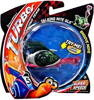 Turbo Racing Team Talking Night Glo Smoove Move Lights and Sounds Vehicle