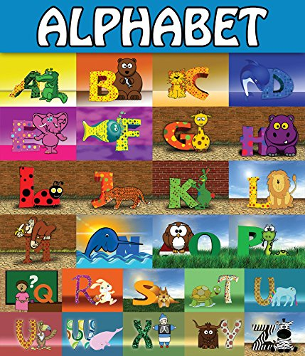 alphabet chart with pictures - 9