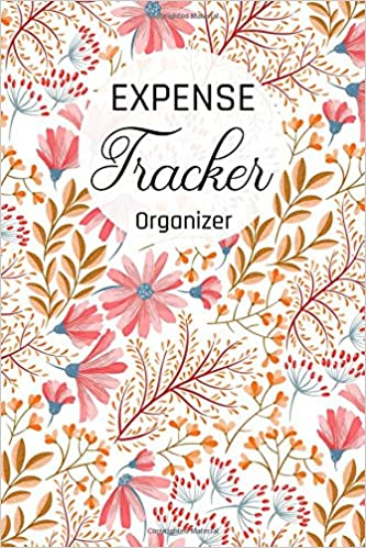expense tracker organizer keep track daily record about personal