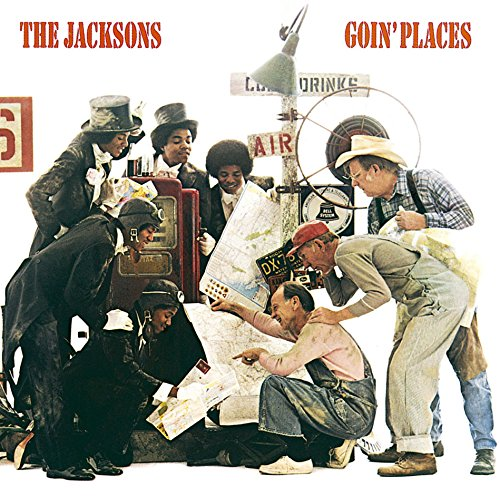 Goin' Places (Blu-Spec CD)