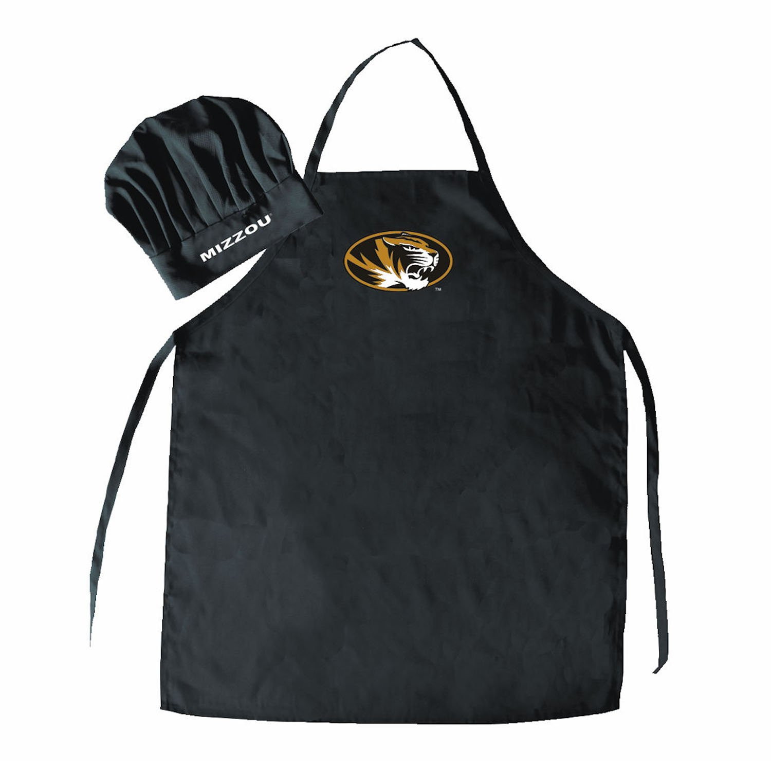 Pro Specialties Group NCAA College Men's Chef Hat and Apron
