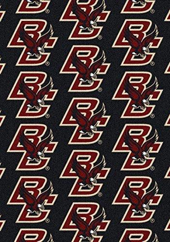Milliken 4000018755 Boston College Repeating Area Rug, 3'10