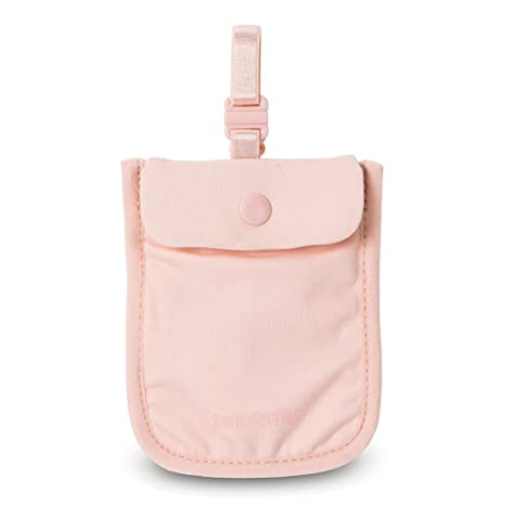 f22ef70fbcc Pacsafe Coversafe S25 Hidden Undercover Travel Pouch for Women (Washable)  -Stash up to