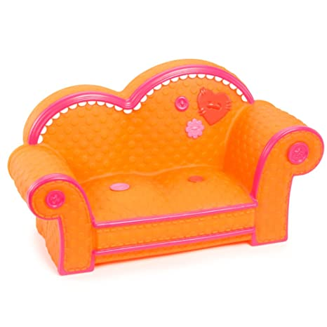 Lalaloopsy Furniture   Couch (Orange)