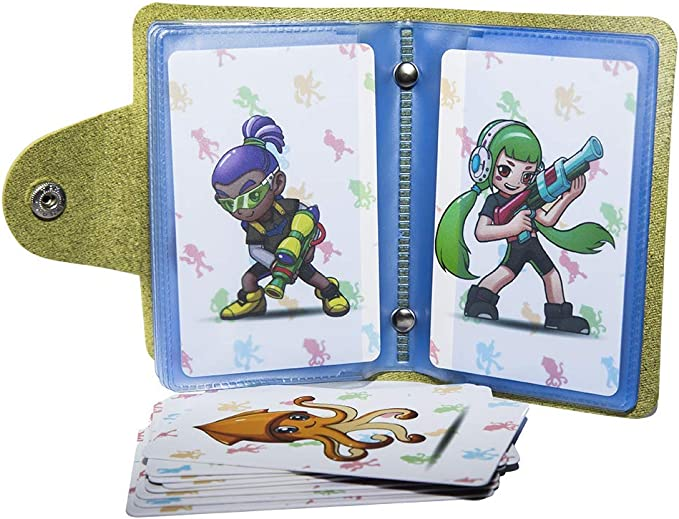 Gamers Creative Tarjetas NFC Nintendo Switch/Wii U (Splatoon 2 11 Cartas): Amazon.es: Electrónica