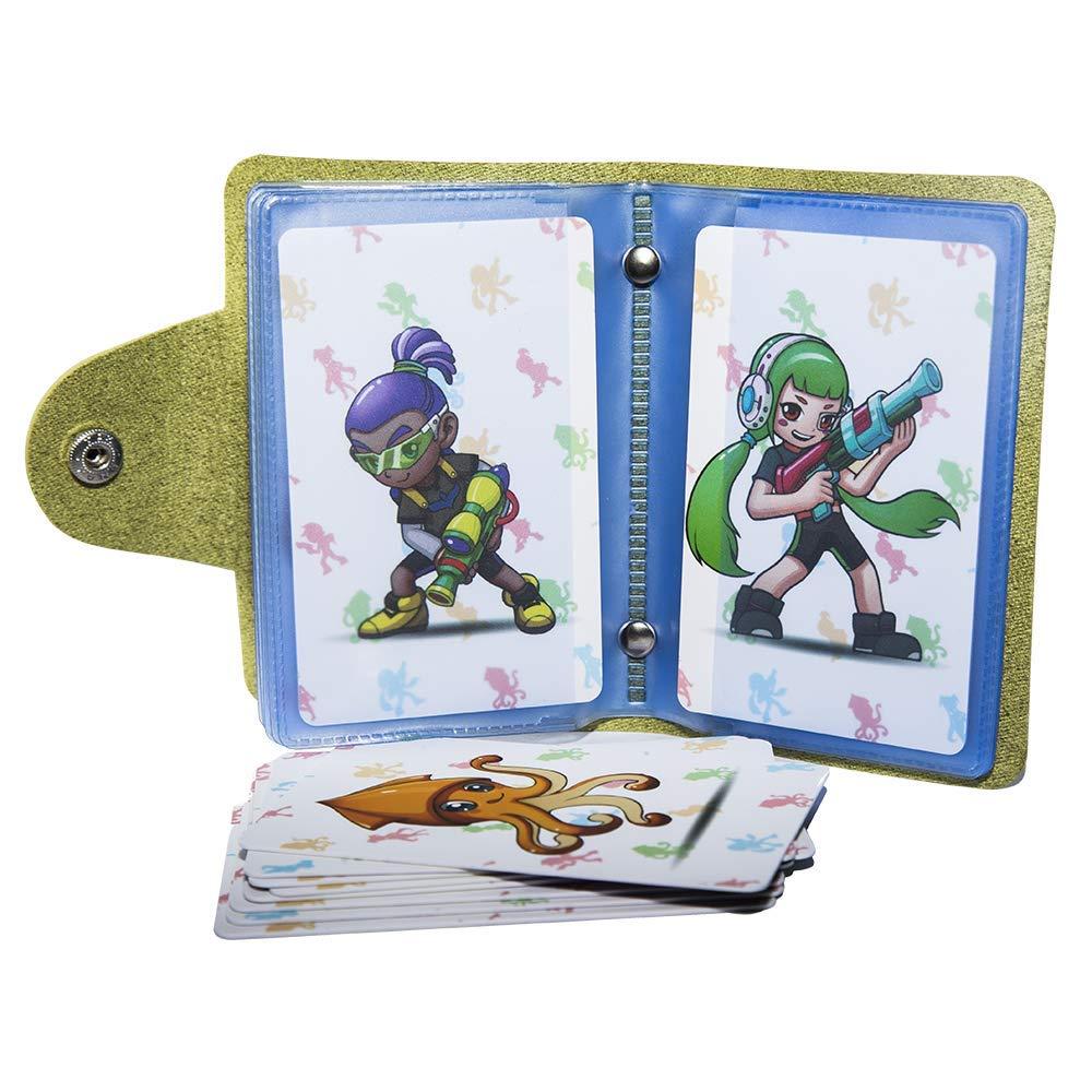 Tarjetas NFC The Legend of Zelda Breath of the Wild - Nintendo Switch / Wii U (Zelda 22 cartas)