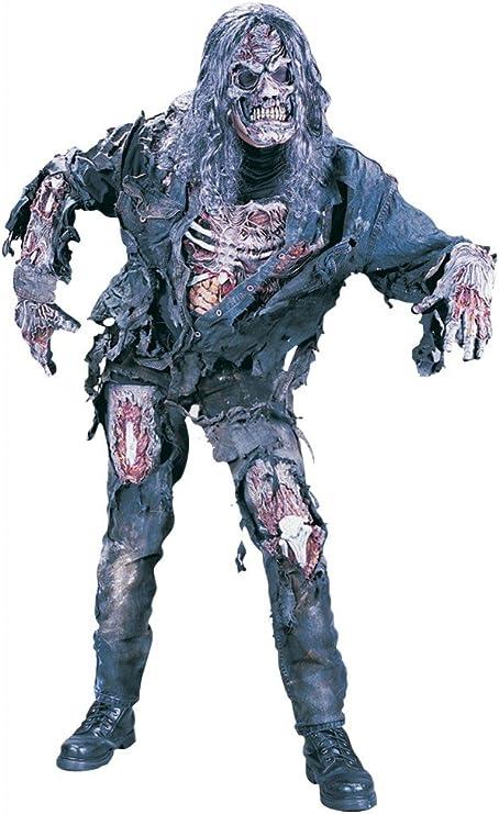 Vente Kids Living Dead 3D Zombie Garçons Halloween Horreur Déguisement Enfant Costume