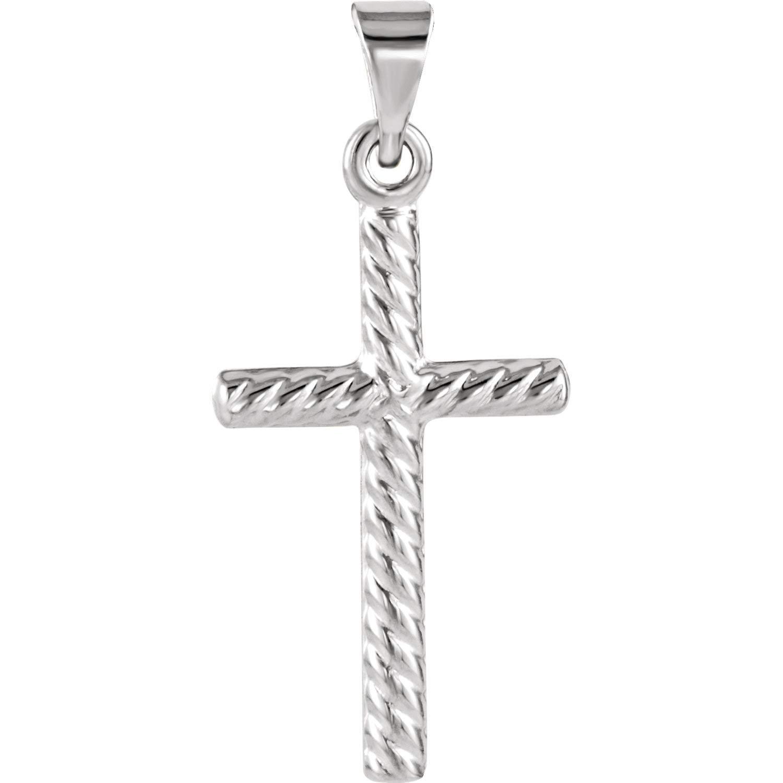 Mr.Piercing Cross Pendant