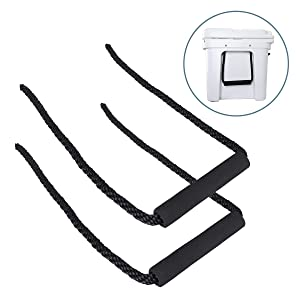 AIEVE for YETI Cooler Handles, 2 Pack Cooler Handles Replacement for YETI Tundra & RTIC Coolers, for YETI Replacement Handles Cooler Accessories Cooler Replacement Parts