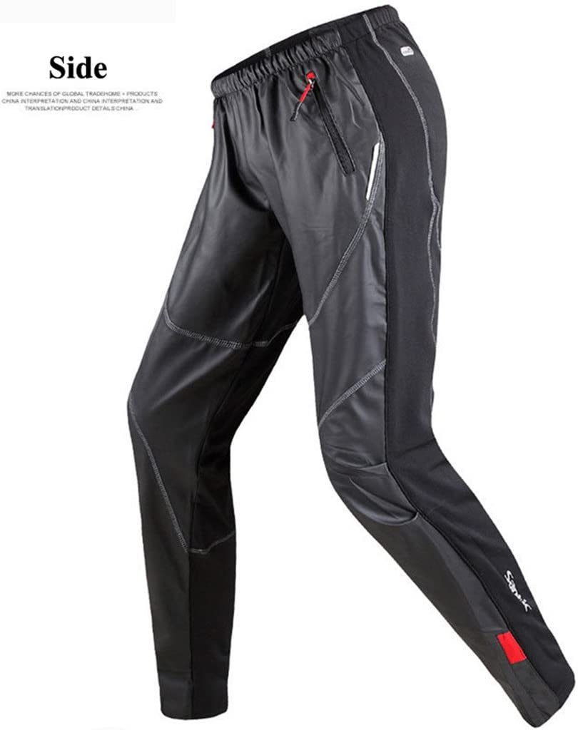 West pantalones largos pantalones impermeables Ciclismo Invierno ...