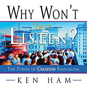 Why Won't They Listen? Audiobook
