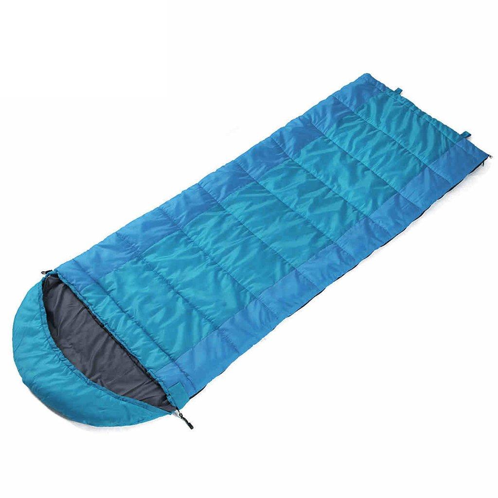 シングルスリーピングバッグ、暖かい、軽量、ポータブル、屋外キャンプ B019OL6TUK
