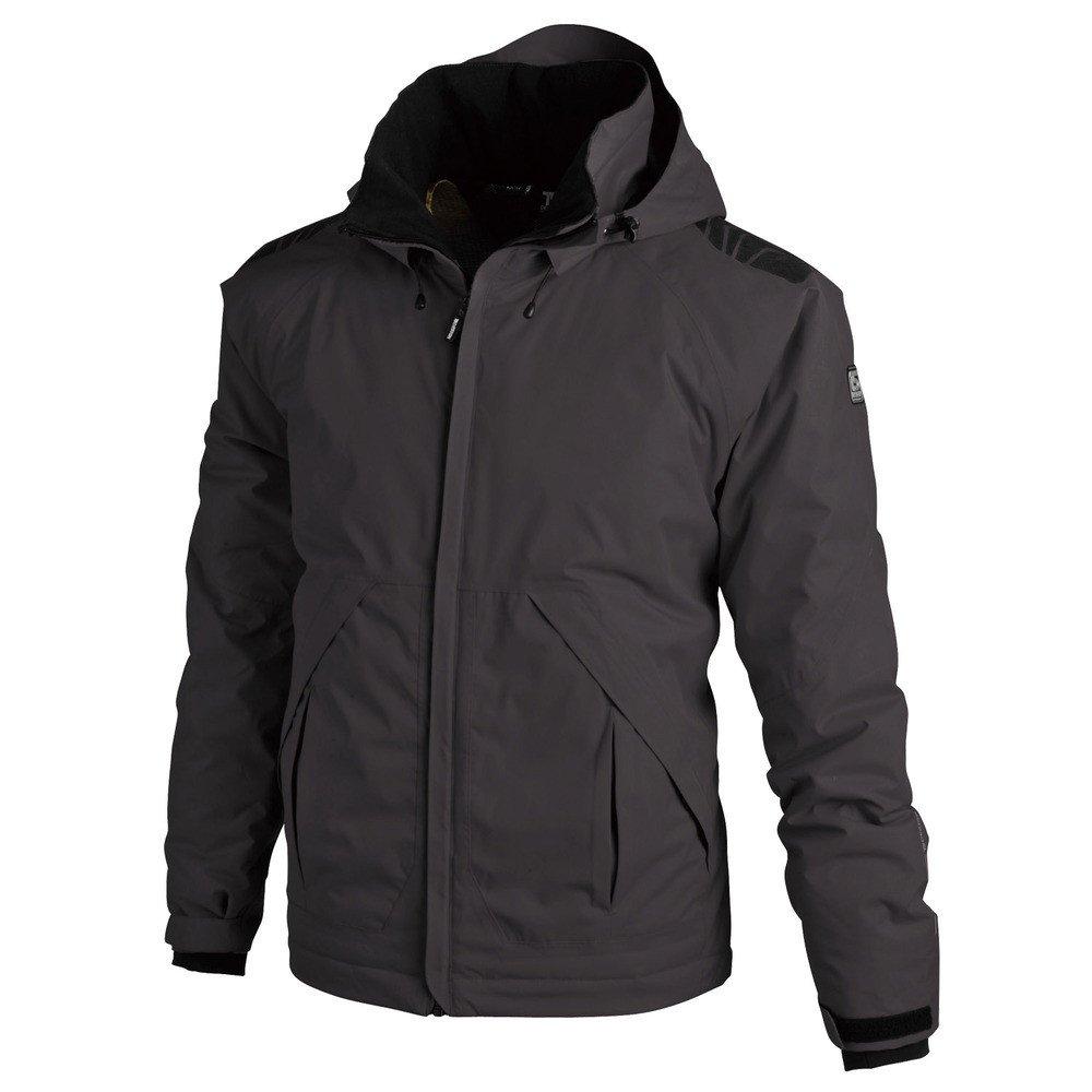 ティーエスデザイン メンズ メガヒート 防水防寒ジャケット チャコールグレー 3L-4L 18226 25 B00HG2R6JS 3L