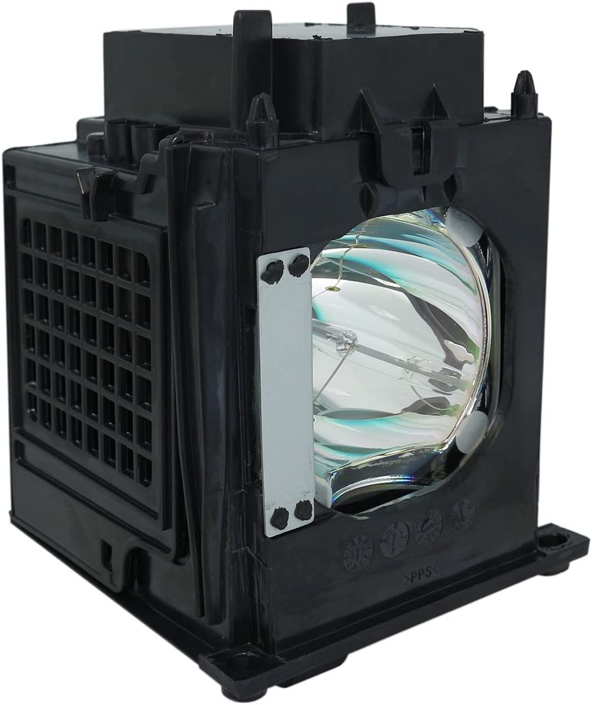 AuraBeam Economy Replacement Television Lamp for Mitsubishi WD-57731 with Housing