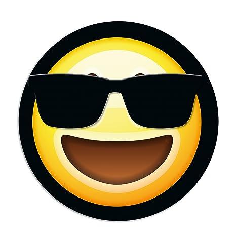 ADDIES Mousepad Emoji/Emoticons. Bonito para ratón diseño en ...