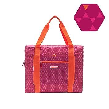 Amazon Co Jp Yongjun 旅行服収納袋大容量軽量トロリーバッグ女性