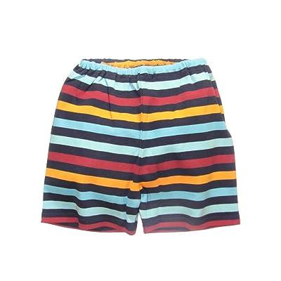 800140d6c856 Zutano Navy Bold Stripe Shorts