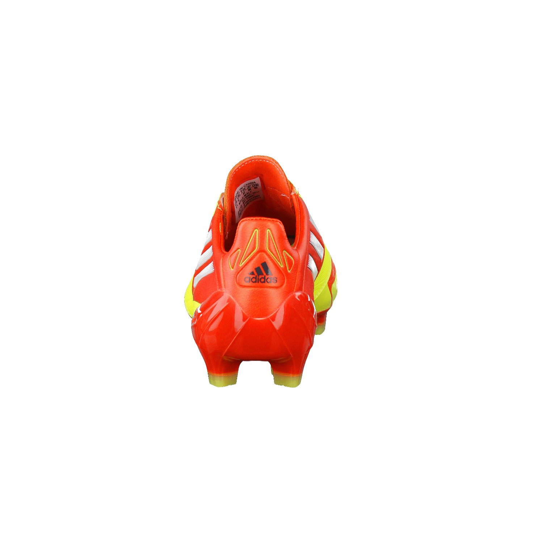 buy online 2bfbe af118 adidas F50 Adizero TRX - Scarpe da Calcio, Pelle Arancione Size  6 UK   ADIDAS  Amazon.it  Scarpe e borse
