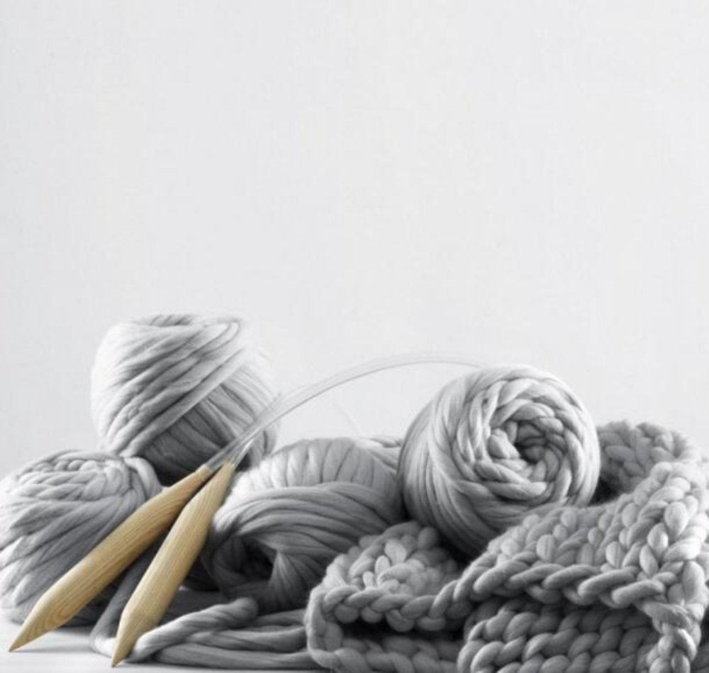 200 cm welltree faite à la main géante Maille épaisse Laine Couvre-lit Winter Canapé Couverture tissé à la main Encombrante Couverture Home Decor Cadeau 100 40  * 79 coton