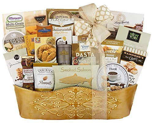 Wine Country Gift Baskets Gourmet Feast Assortment, 10 Pound by Wine Country Gift Baskets