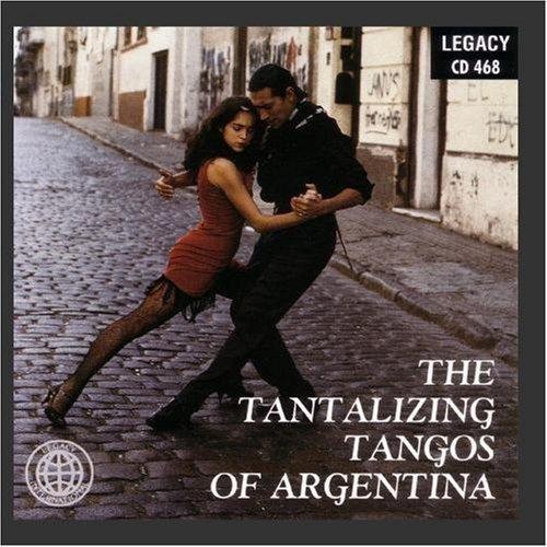 The Tantalizing Tangos Of Argentina