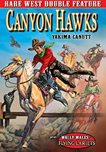 Rare Western Double Feature: Canyon Hawks (1930) / Flying Lariats (1931)