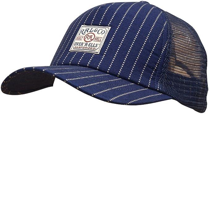 size 58 cm ORIGINAL NEU NY ACE H&C blau SNAP BACK CAP