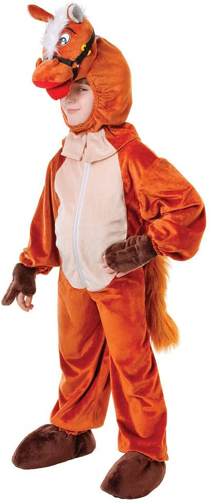 Disfraz de caballo con cabeza, tamaño mediano, CC199, de Bristol ...