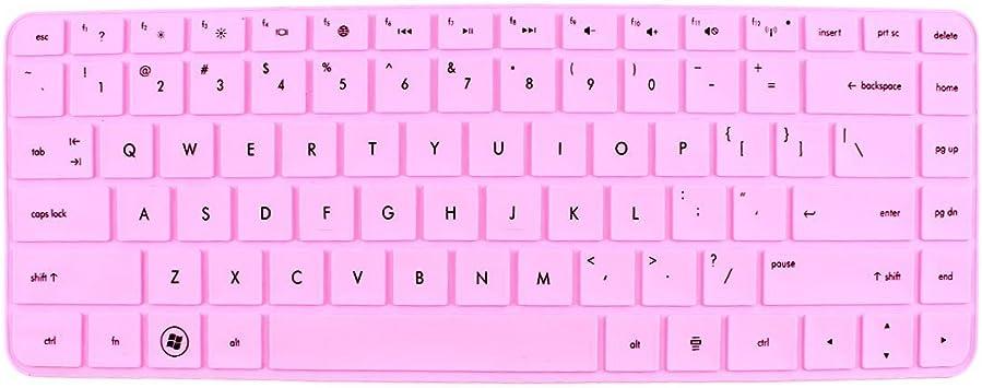 Notebook de silicona teclado piel cubierta de la película de ...
