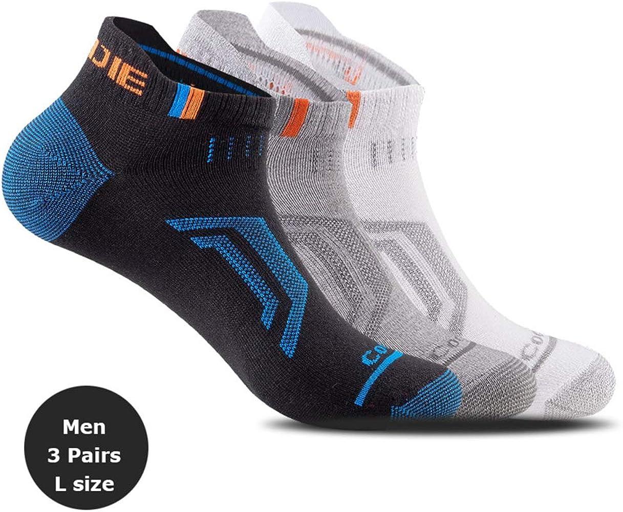 Pair Coolmax Running Socks Men Women