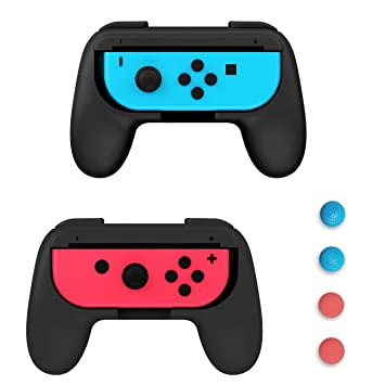 Voroar Joy - Carcasa con agarre para mando de Nintendo ...