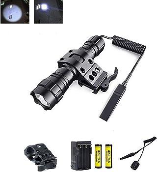 BEST SUN tactical flashlight 1500 lumen Zoomable
