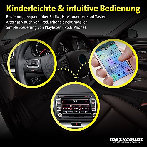 ViseeO Tune2air WMA3000A Bluetooth Dongle Für VW (MDI