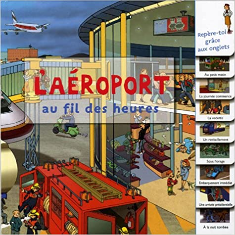 Lire un L'aéroport au fil des heures pdf epub