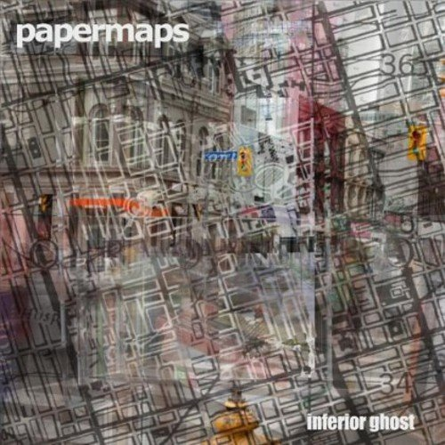 CD : Papermaps - Inferior Ghost Ep (Canada - Import)