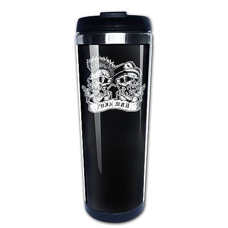BigKin Racing - Taza de café y termo (acero inoxidable ...