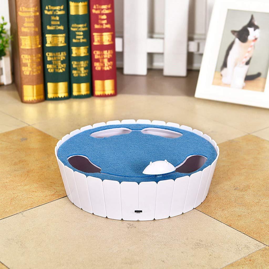 AB pet toy L'emulazione del Mouse del Giocattolo del Gatto del Gatto automaticamente Gira automaticamente Il Criceto del Gioco del Criceto del Gioco Elettrico