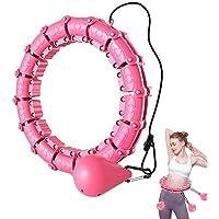 LCUYNUI Hoelahoep Fitness Bandmassage Hoelahoep Laat Niet vallen Yoga Gewichtsverlies Artefact Hoelahoep Sportuitrusting…