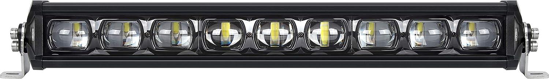 Hella 1GE 360 000-002 Value Fit LED-Arbeitssscheinwerfer LBX 220 LED 12V//24V Breite 22cm staub- und wasserdicht IP6K7 1.000 Lumen