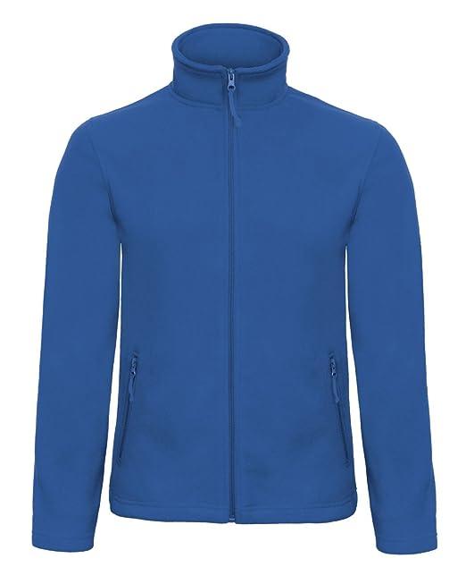 501 para Hombre Chaqueta de Forro Polar Azul Azul Cobalto XXS