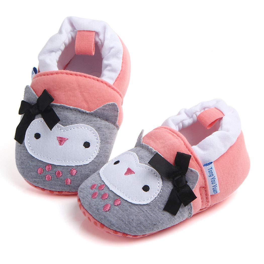 Baby Slippers Cartoon Winter Socks Anti