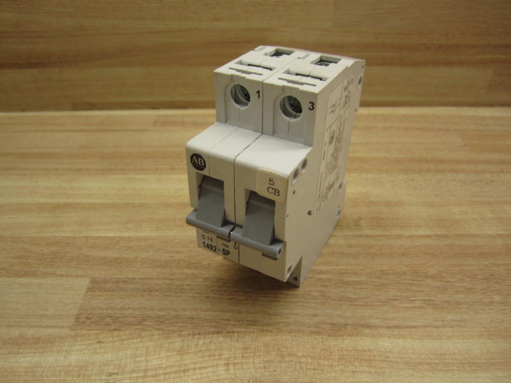 Allen Bradley 1492sp2c150 Nsfp Genuine Ab 1492 Sp2c150 Amazon Testers Circuit Breaker Identifier Industrial Scientific