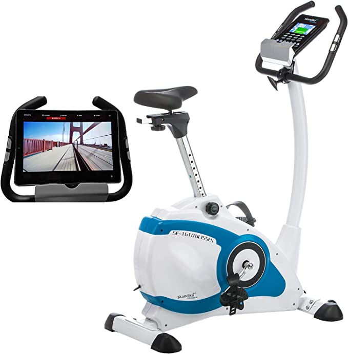 skandika Ergometer Cardiobike Ulisses - Bicicletas estáticas y de ...