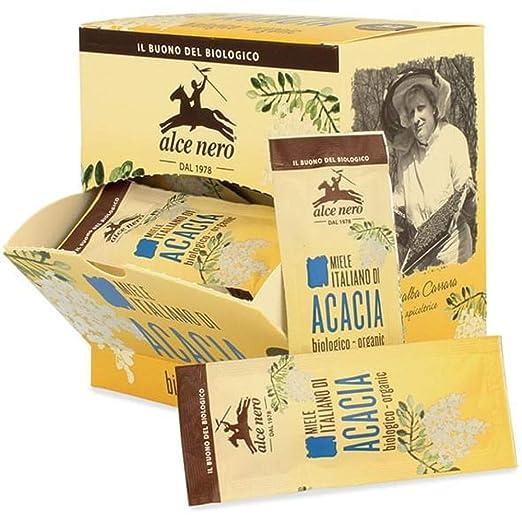 Miel de Acacia italiana en las bolsitas de té (32x6g) 192g ...