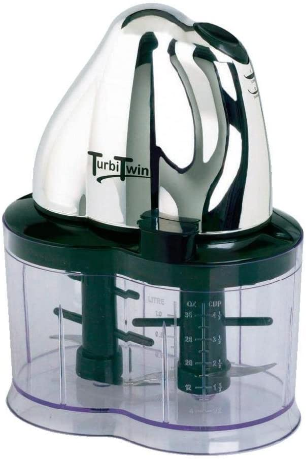 Robot de cocina multiusos TurbiTwin: Amazon.es: Hogar