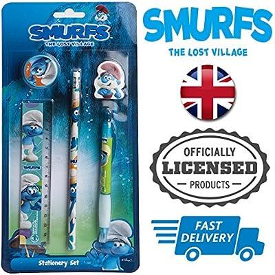 Smurfs The Lost Village 2017 Character Snappy Snap Bracelet Slap Band