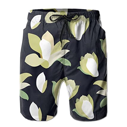 ZAPAGE Mens Quick Dry Beach Shorts Shipping Beach Board Shorts With Pockets