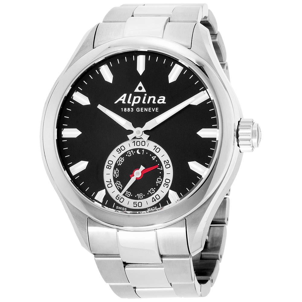 Alpina Horological Smartwatch Reloj para hombre, Fitness - 44 mm ...